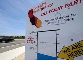 Drought ends in one-quarter of California, feds say