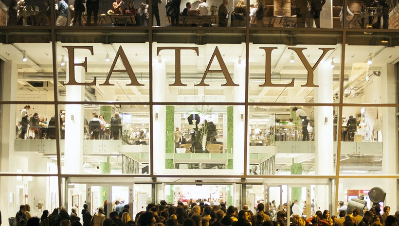Eataly Is Coming to Boston!