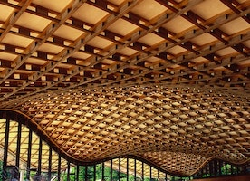 How to Model a Gridshell Roof (Tips from a second year architecture student)