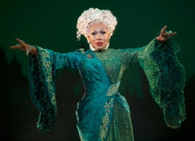 "Sheryl Lee Ralph as Madame Morrible in ""Wicked"" on Broadway"