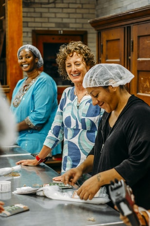 Women's Bean Project: Empowering Women through Gourmet Food Production