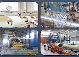 Manufacturers in India Performing Various GRP Pipes Tests