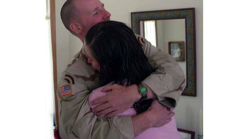 How my veteran husband's PTSD explains Trump's behavior