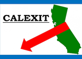 #Calexit: California Wants to Leave the US After Trump's Election Win