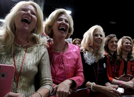 These are the real reasons women voted for Trump