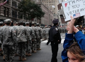 Here's where military service members can get freebies on Veterans Day