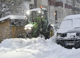 Stockholm defends 'gender-equal' snow-clearing