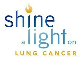 SHINE A LIGHT ON LUNG CANCER!