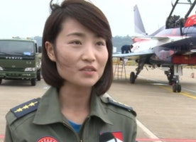 Pioneering woman Chinese fighter pilot Yu Xu killed in accident