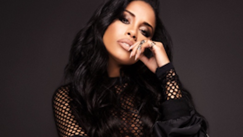"Singer and TV Personality Keshia Chanté Returns with ""The Valley"""