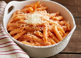 Cooking on a Budget this Winter? Here's the Most Amazing, Easy Penne alla vodka Recipe Ever