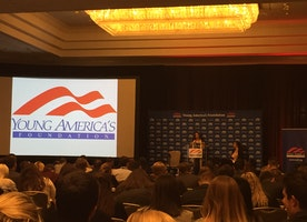 College conservatives congregate at Young America's Foundation forum