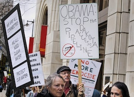 Company asks judge to stop Obama's 'political interference' in delaying Dakota Access pipeline