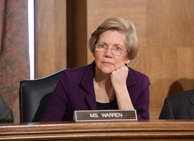 Elizabeth Warren Calling Out President-Elect Trump Makes Me Wanna #March #IWillMarch