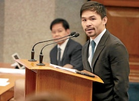 Pacquiao: No plans yet but not closing doors on presidency