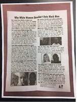 Fliers Titled 'Why White Women Shouldn't Date Black Men' Found Around SMU Dallas Campus