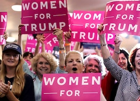 An Open Letter to White Women Who Voted for Trump