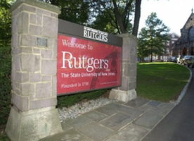 Rutgers prof removed from classroom after controversy over anti-Trump tweets