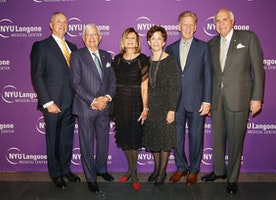 NYU Langone's 2016 Musculoskeletal Ball Raised $1.6 Million Dollars