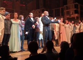 "VP-Elect Mike Pence Received Eye-Opening Speech From ""Hamilton"" Cast About The Fear and Segregation in Today's Society"