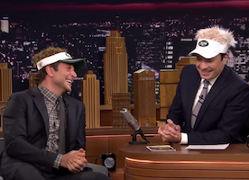 I Can't Stop Laughing At This Interview With Jimmy Fallon And Bradley Cooper