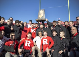 Rutgers defeats Princeton in historic Battle at the Birthplace outdoor dual meet | The Daily Targum