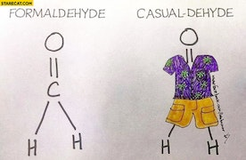 If You're A Chemistry Nerd, This Is The Funniest Thing You'll See All Day.