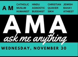 AMA (Ask my Anything) Day