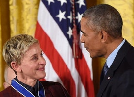 Ellen DeGeneres Getting the Presidential Medal of Freedom is Proof That Women Should Never Be Afraid To Be Who They Are