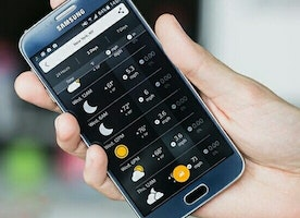 Popular Weather Apps for Android and iOS