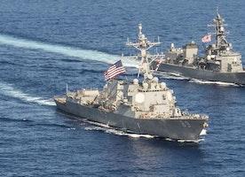 US Navy sailors' data breached - BBC News