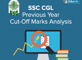 SSC CGL Previous Year Cut-Off Marks Analysis