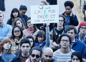 Smith Advocates for Protection of Undocumented students