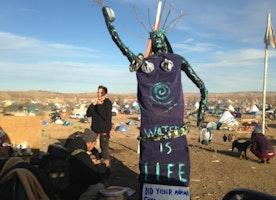 Complaints grow over whites turning Dakota Access protest into hippie festival