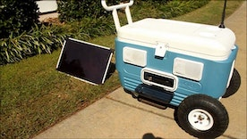 Everything you need to know about solar  cooler