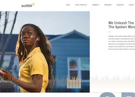 Introducing 'About Audible'