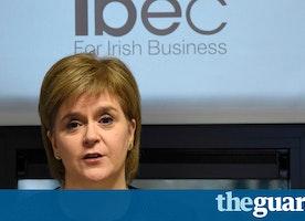 Sturgeon confirms Scottish talks on free abortions for Northern Irish women