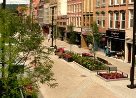 Do you remember your first downtown Ithaca experience? If so share with us what you did!