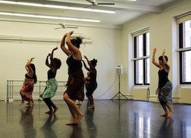 Diversity in dance: Barnard Dance Department's family showcase