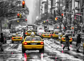 10 Things That Happen When It Rains In NYC