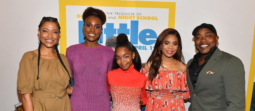 The Cast of LITTLE Takes Over ATL at Spelman and Blue Carpet Screening