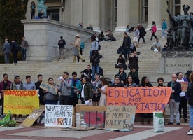 Columbia to protect undocumented students after last week's walkout