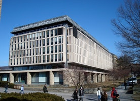 Best Studying Places You Don't Know About at Cornell #1 - Olin Library