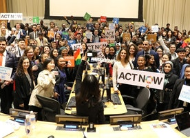 ECOSOC YOUTH FORUM 2019:  Youth advocates demand immediate action to address urgent challenges