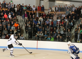 Bowdoin and Colby Rivalry- Men's Hockey Team Pre-game Feels