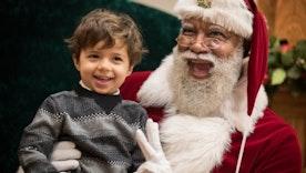 Why a Black Santa Should Not Be a Problem