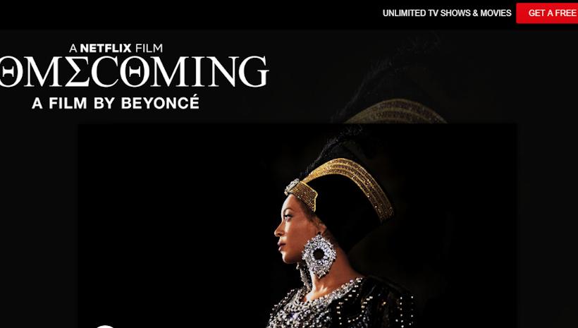 Beyonce's Homecoming Coachella Performance Comes to Netflix