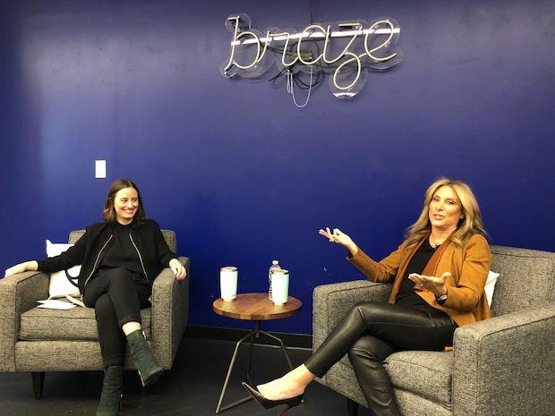 Braze for ALL Speaker Series with Shelley Zalis