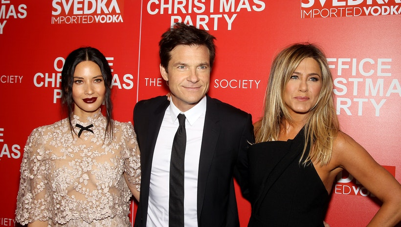 "The NYC Screening of ""Office Christmas Party"""