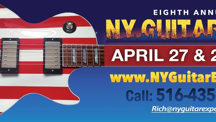 Taylor Guitars - Bigger and Better Than Ever, Retains Silver Sponsor for 2019 NY Guitar Show & Exposition